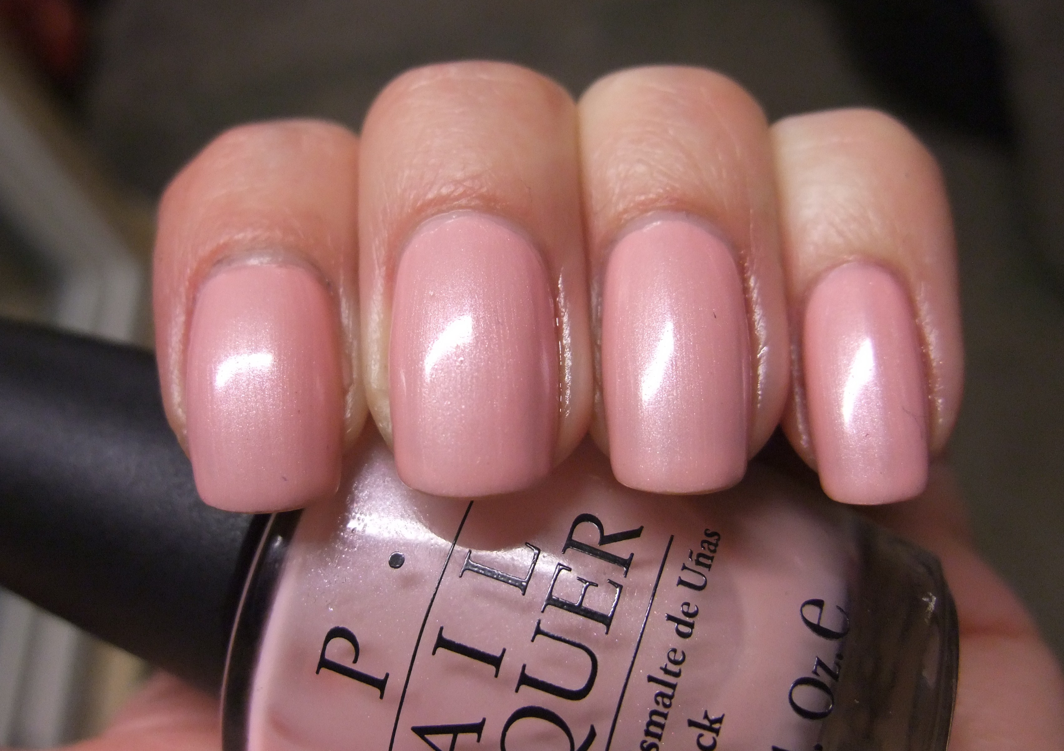 OPI – Suzy & The Lifeguard | ClawsInColors