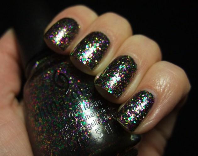 China Glaze - Glitter All The Way 01