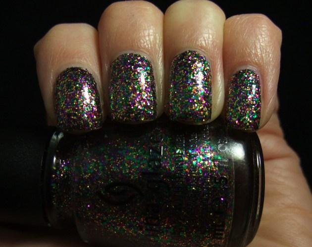 China Glaze - Glitter All The Way 03