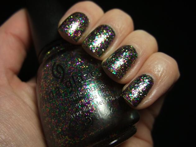 China Glaze - Glitter All The Way 05