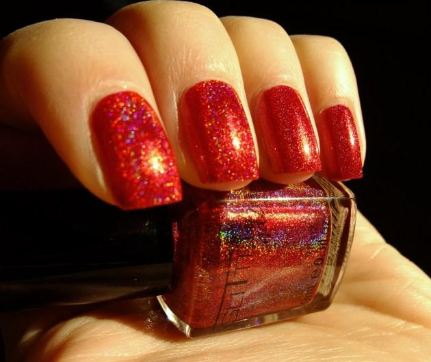 Glitter Gal - Red 01