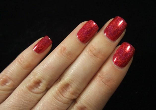 Glitter Gal - Red 04