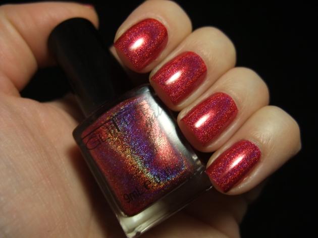 Glitter Gal - Red 05