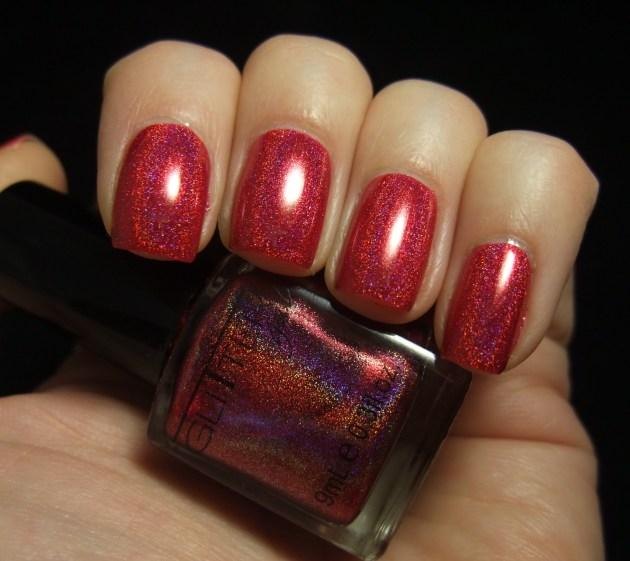 Glitter Gal - Red 06