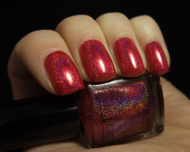 Glitter Gal - Red 07