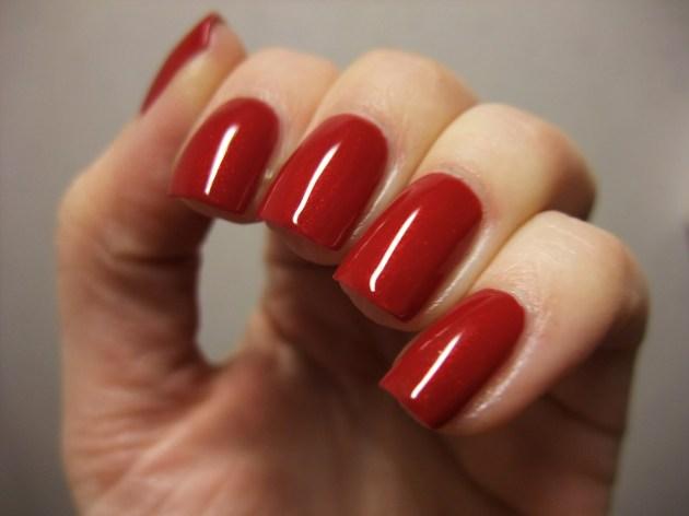 IsaDora - Winter Red 07