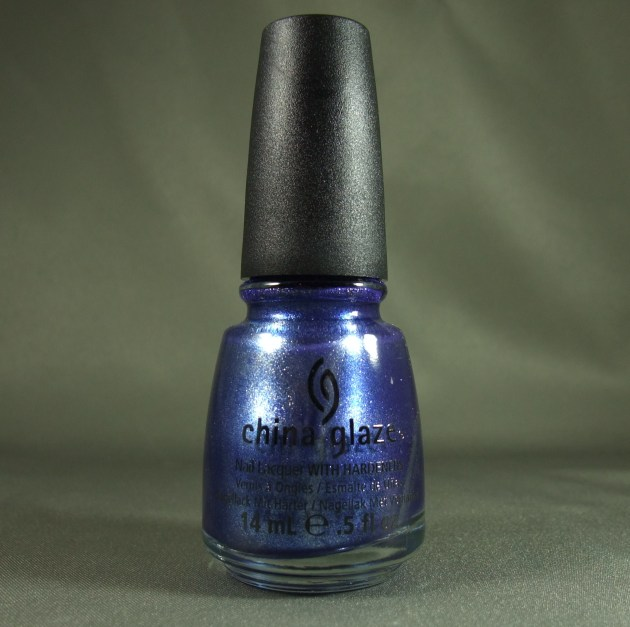 China Glaze - Blue Bells Ring