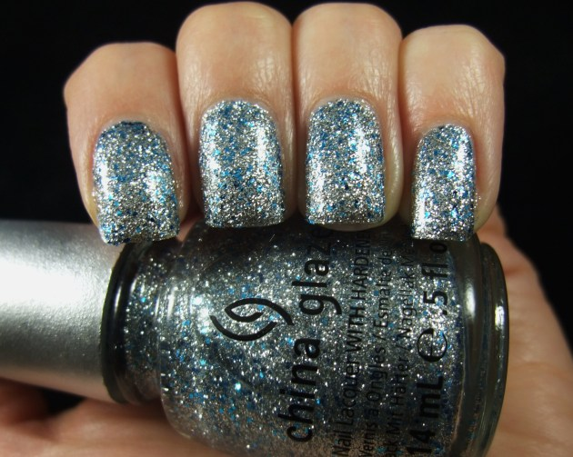 China Glaze - Lorelei's Tiara 03