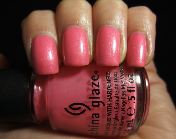 China Glaze - Naked 06