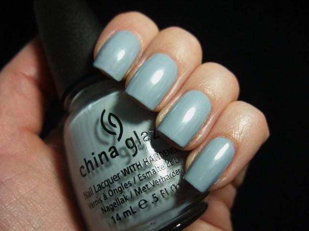 China Glaze - Sea Spray 06