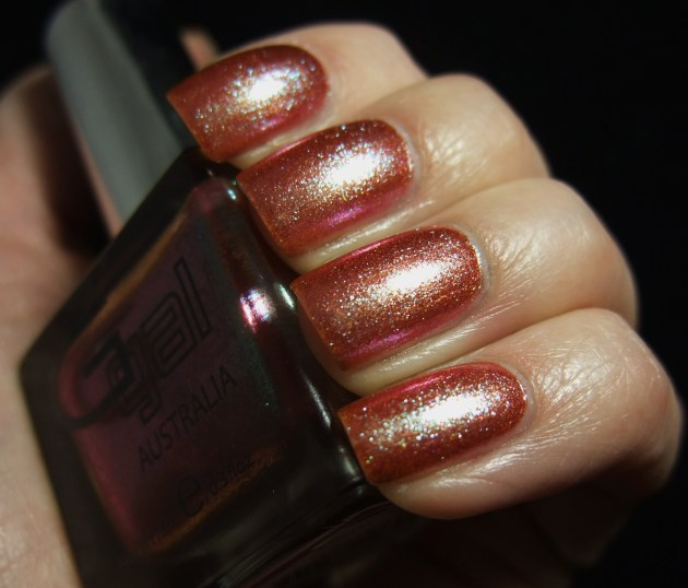 Glitter Gal - Last Light Brilliant 06