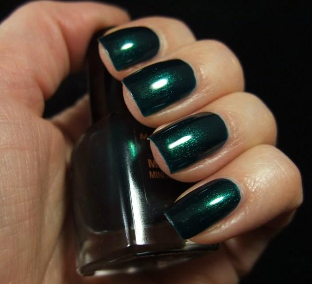 Max Factor - Emerald 01