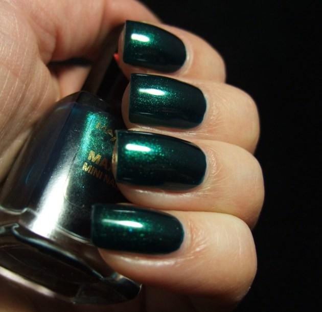 Max Factor - Emerald 02