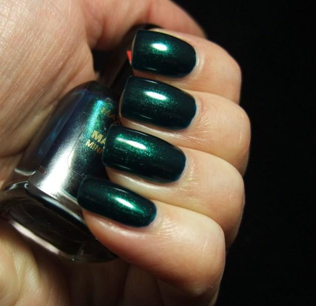 Max Factor - Emerald 04