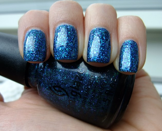 China Glaze - Water You Waiting For 03