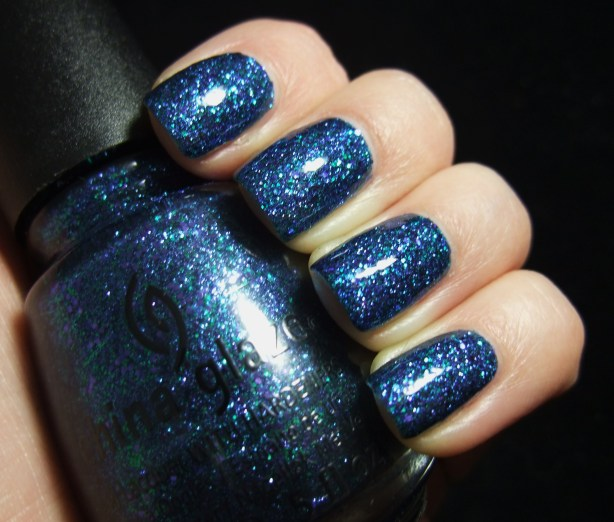 China Glaze - Water You Waiting For 07