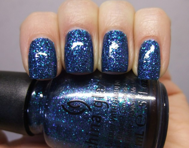 China Glaze - Water You Waiting For 08