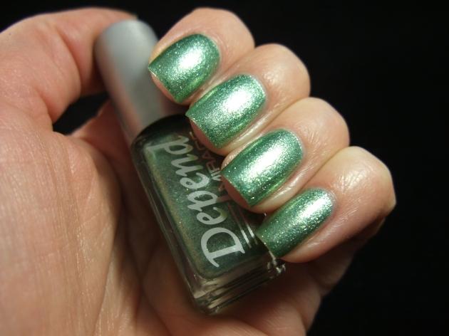 Depend - 2054 Glistening Green 06