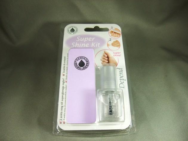 Depend Super Shine Kit