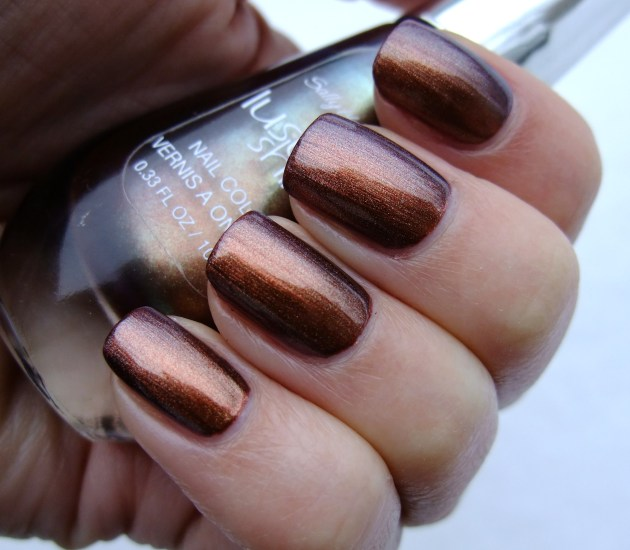 Sally Hansen Lustre Shine - Copperhead 01