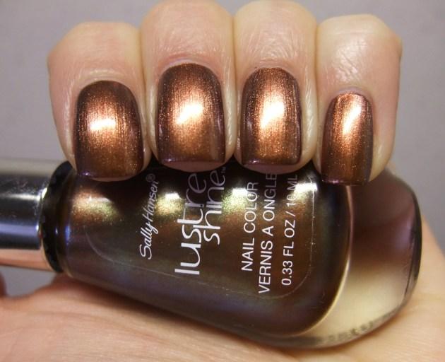 Sally Hansen Lustre Shine - Copperhead 04