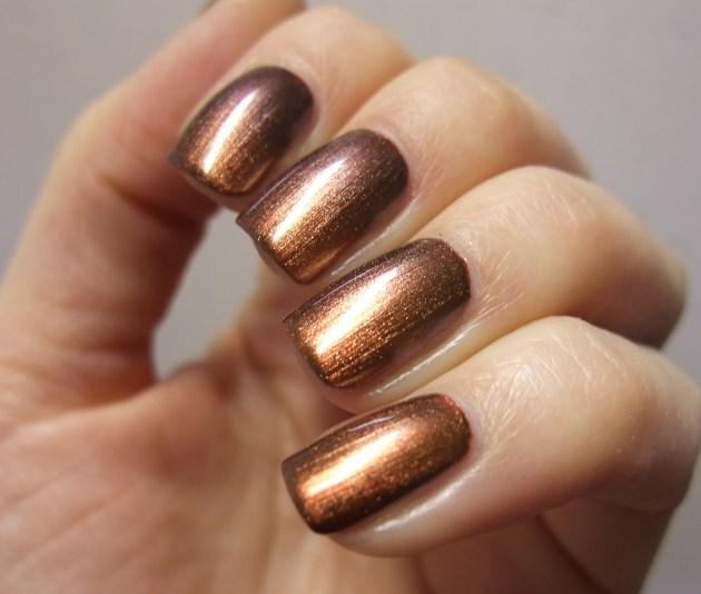 Sally Hansen Lustre Shine - Copperhead 05