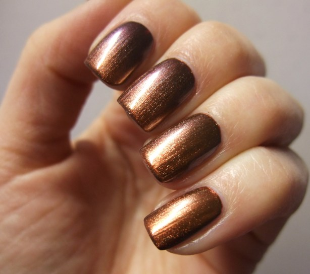 Sally Hansen Lustre Shine - Copperhead 06