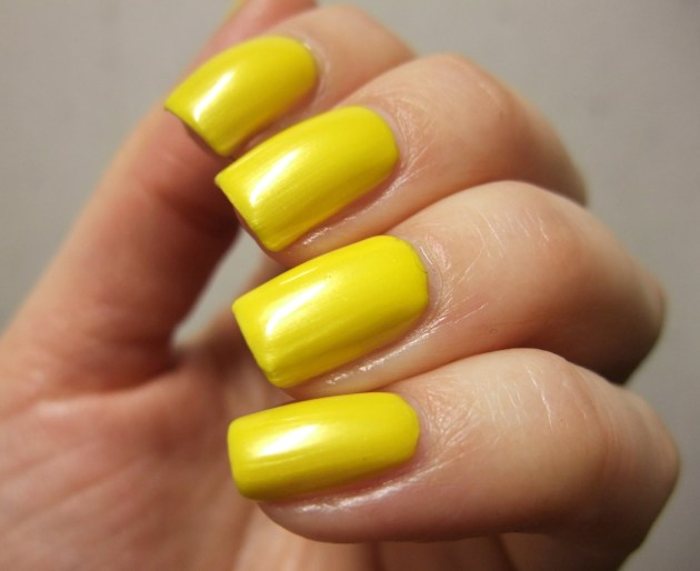 China Glaze - Sunshine Pop 06