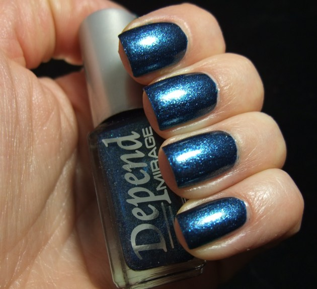 Depend - 2059 Starry Blue 03