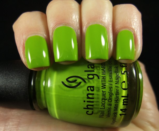 China Glaze - Def Defying 01