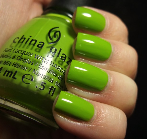 China Glaze - Def Defying 03
