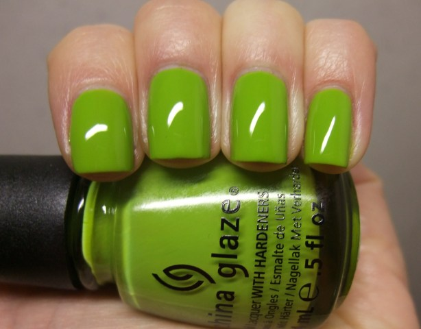 China Glaze - Def Defying 07