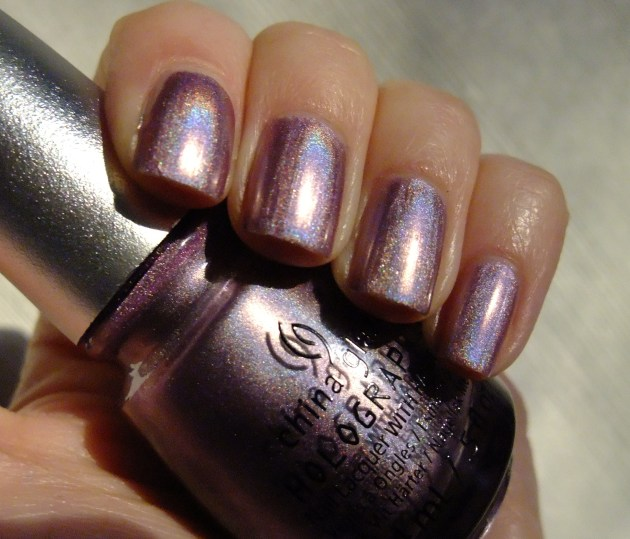 China Glaze - Get Outta My Space 03