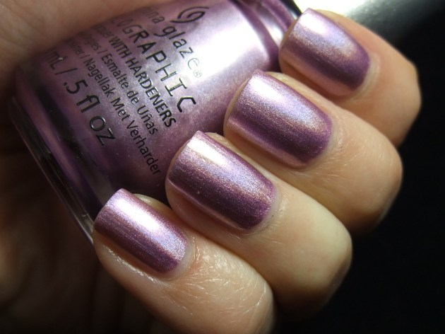 China Glaze - Get Outta My Space 05