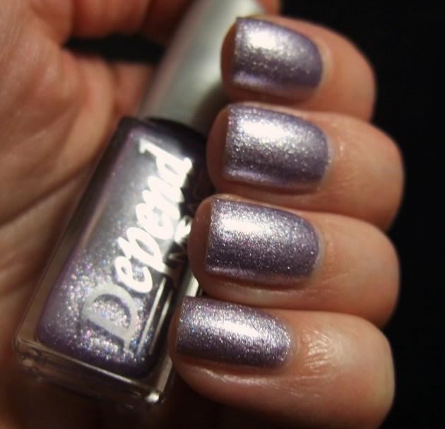 Depend - 2058 Sheer Violet 01