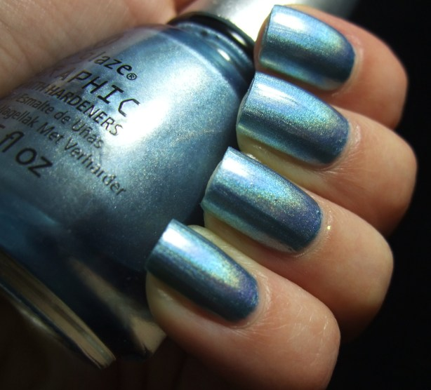 China Glaze - Sci-Fly By 02
