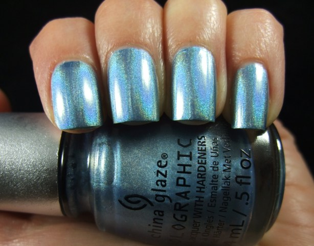 China Glaze - Sci-Fly By 03