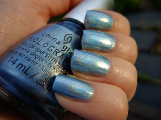 China Glaze - Sci-Fly By 05