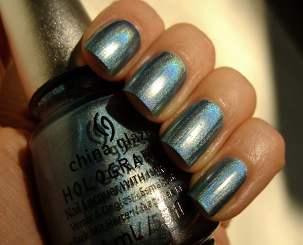 China Glaze - Sci-Fly By 08