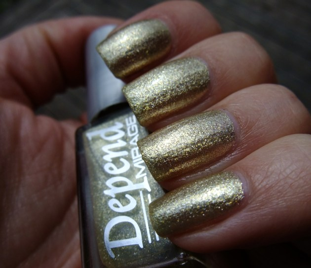 Depend - 2053 Treasury Gold 01
