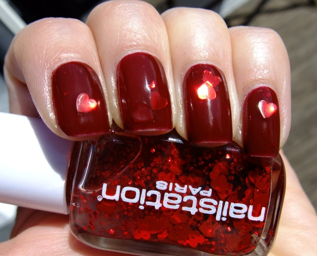 Nailstation - Cherry Charms 02