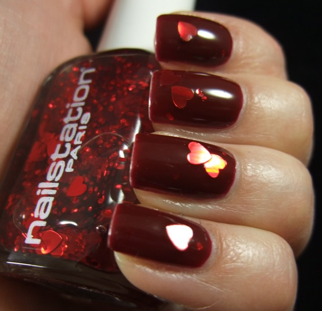 Nailstation - Cherry Charms 05