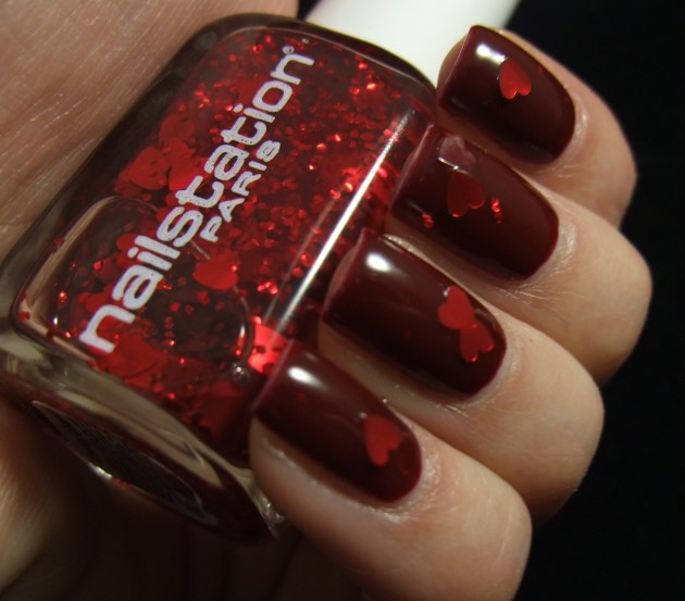 Nailstation - Cherry Charms 06