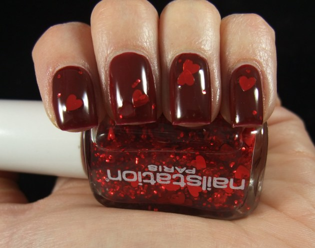 Nailstation - Cherry Charms 07
