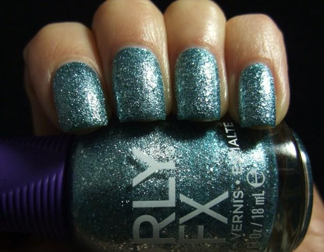 Orly FX - Aqua Pixel 01