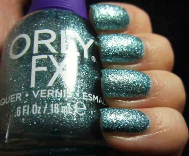 Orly FX - Aqua Pixel 03