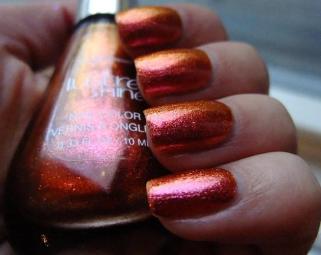 Sally Hansen Lustre Shine - Lava 01