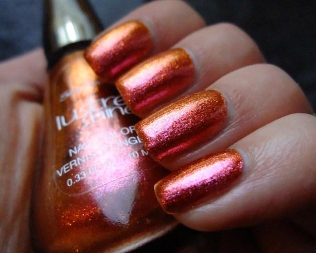 Sally Hansen Lustre Shine - Lava 05
