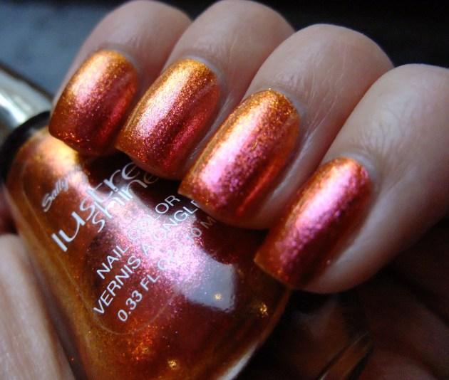 Sally Hansen Lustre Shine - Lava 06