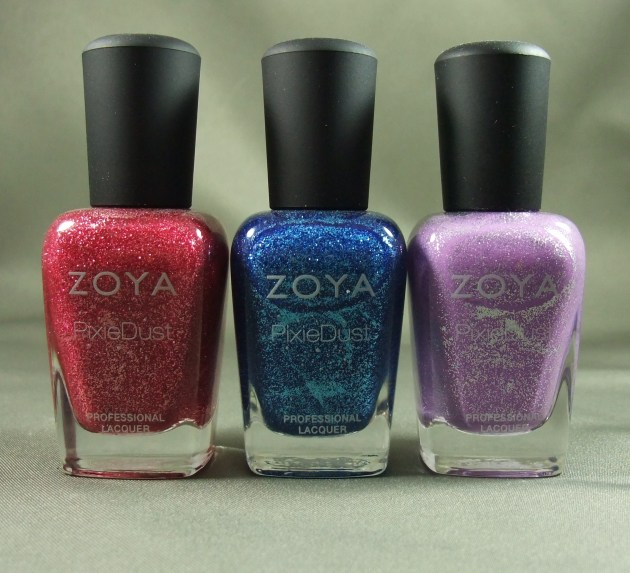 Zoya PixieDust summer 02